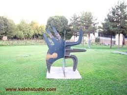 Image result for outdoor monster sculptures