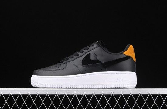 Nike Air Force 1 Low Ribbon Pack Black White AH6827 002 For Sale