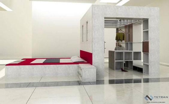 BlueBird Hill Refoffice Pinterest Modular - Design your own furniture with tetran eco friendly modular cubes
