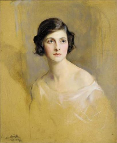 Portrait of Lady Rachel Cavendish, Philip de Laszlo: