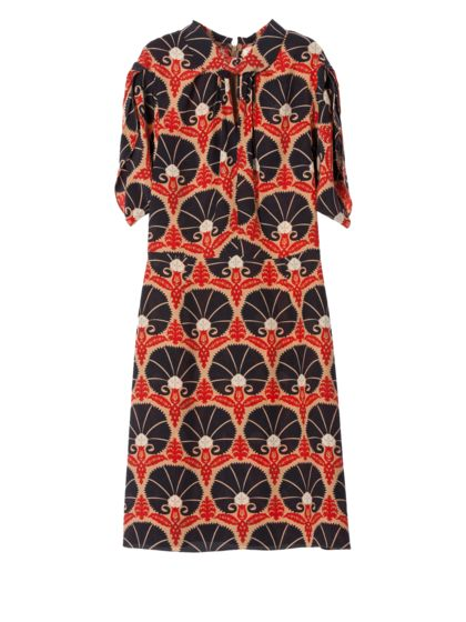MARNI - Short Sleeve Dress - sort of Art Deco