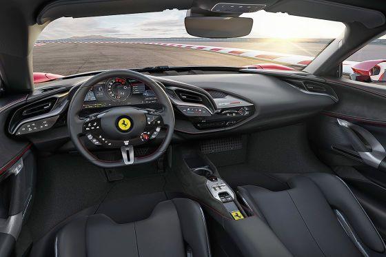 Ferrari Sf90 Stradale 2020 1000 Hp Engine Hybrid Price Market Launch Interior Ferrari Super Cars New Ferrari Ferrari