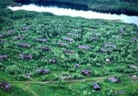 Abandoned Gulag Concentration Camp