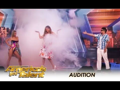 48 Magic Couple Who Broke Up Perform Quick Change Act On Tyra Banks America S Got Talent 2018 Youtube America S Got Talent Tyra Banks Tyra