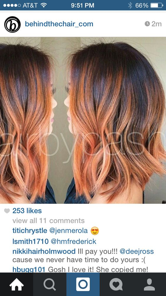 Cut/color obsessed!!!!!!!!!