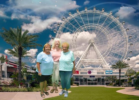 Orlando Eye - SmileFlingr
