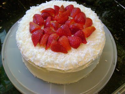 Southern Style Strawberry Cake | Completely Delicious