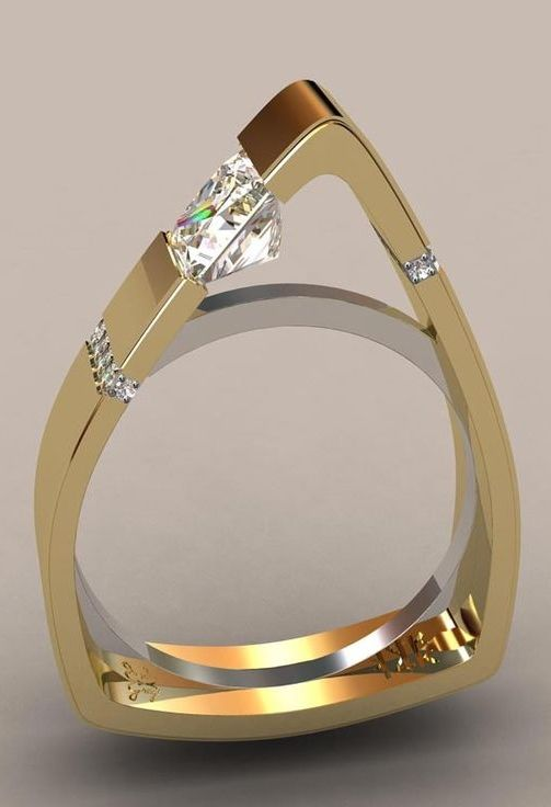 Greg Neeley Designs Custom Jewelry | #Fashion-ivabellini + ...