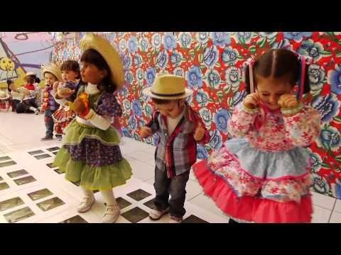 Festa Junina 2º B Forro Das Criancas Profª Simone Arrais