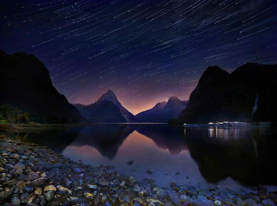 Milford sound, NZ by Weerapong Chaipuck on 500px