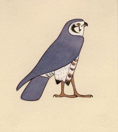 Egyptian bird hieroglyphics - photo#11