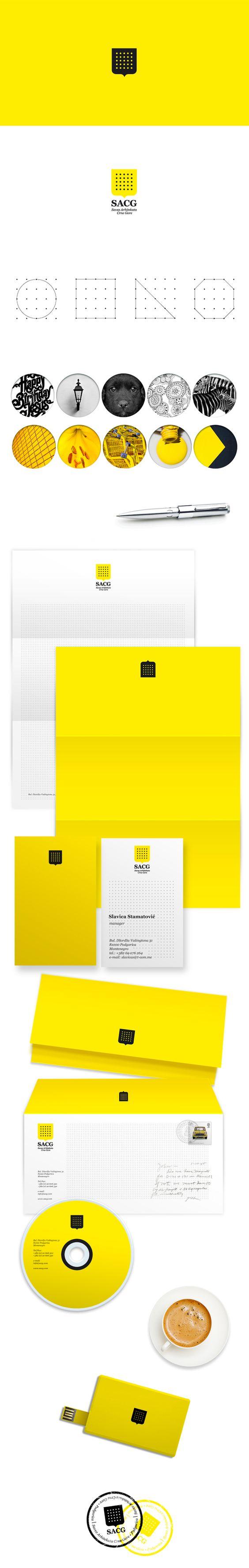 Corporate identity design: