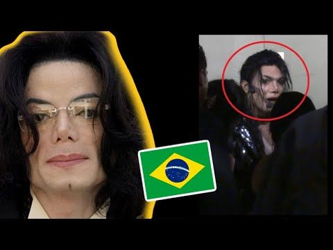 Brasileiro Recebe Foto Com Michael Jackson Vivo Youtube Jackson Michael Jackson Michael Jackson Fotos