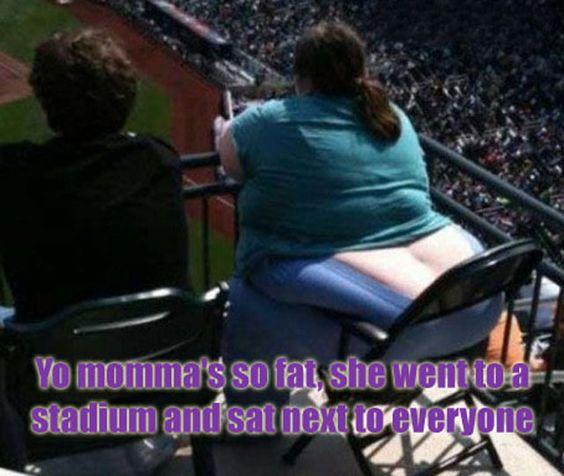 Picture Yo Momma Jokes