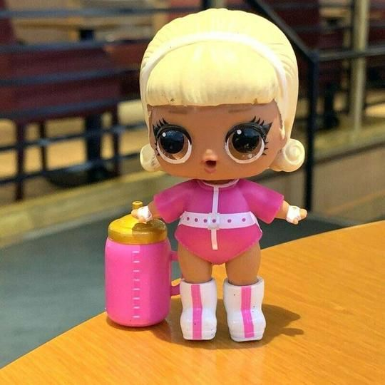 Lol Surprise Dolls Drag Racer Series 4 Under Wraps Dress As Pic Lol Dolls Toy Collection Baby Doll Toys