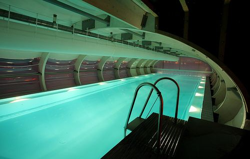 WINTER BADESCHIFF, ARENA BERLIN by ARENA BERLIN, via Flickr: