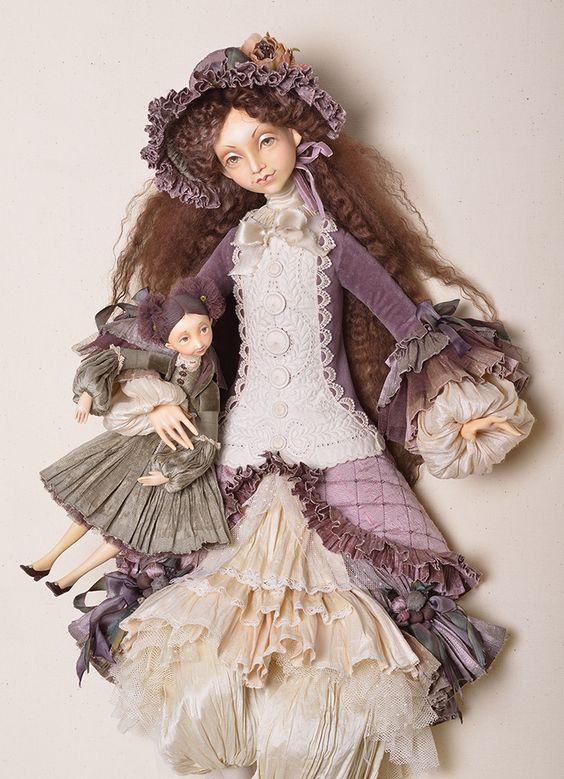 Tamara Pivnuyk | National Institute of American Doll Artists