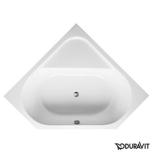 Duravit D Code Eck Badewanne Einbauversion Mit Bildern Badewanne Duravit