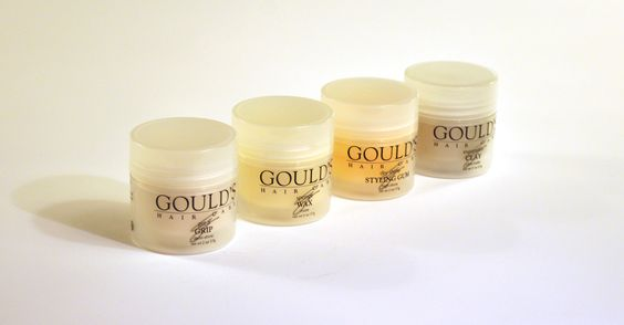 Gould's Hair Care Texture Line