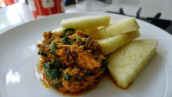 Healthy foods in Ghana