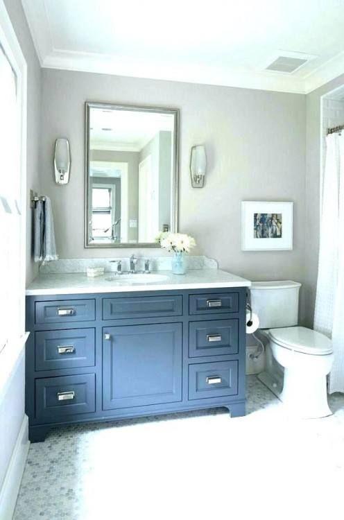 Bathroom Ideas Colors In 2020 Bathroom Cabinet Colors Kid Bathroom Decor Bathroom Colors Gray