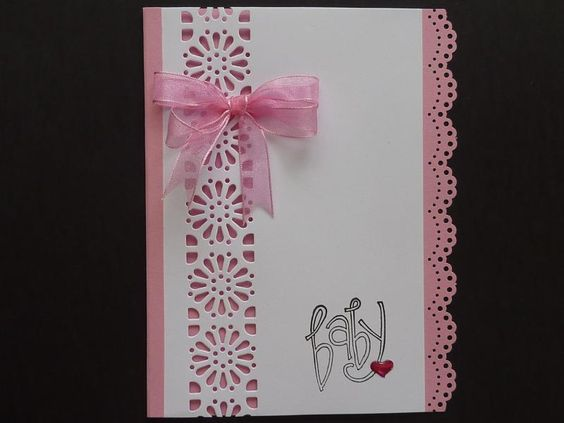 SC491 Pink Baby by Mrs Noofy - Cards and Paper Crafts at Splitcoaststampers