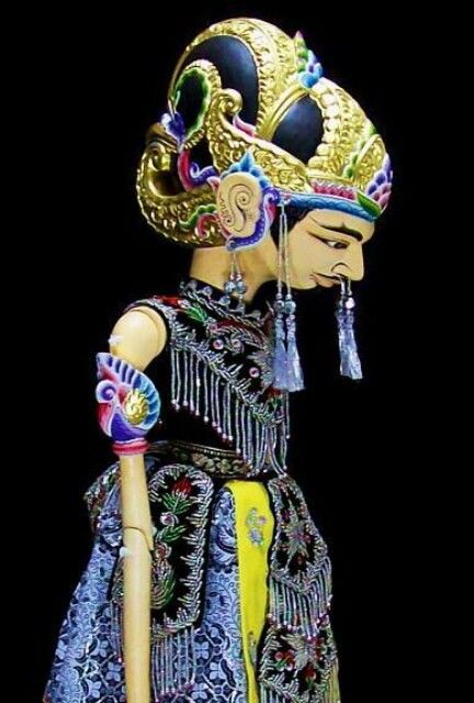 Pandawa Lima Yudistira Wayang Wayanggolek Wayang Golek Dec Sundanese Giriharja Sunda Culture Indonesia Tradition Seni Seni Pertunjukan Patung