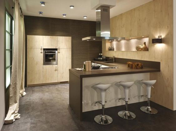 Keuken met bar  TIDY Interieur  Pinterest  Met and Bar