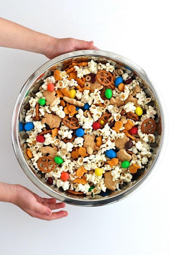 Pantry Popcorn Mix? Yes, please!