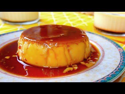 Creme Caramel Facile Et Rapide أسهل كريم كراميل Youtube Food Desserts Pudding