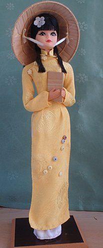poupée du Vietnam