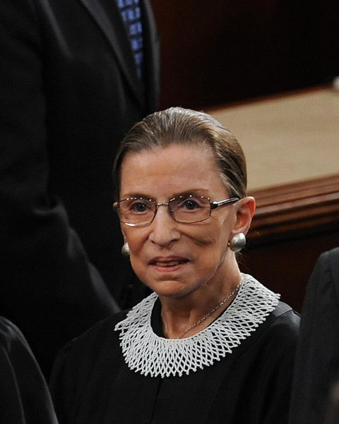 The Powerful Messages Behind Ruth Bader Ginsburg S Collars Punk Inspiration Collars Katie Couric