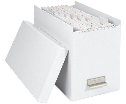 Hangeregister Box Johan 9 Tlg Westwingnow Dossiers Suspendus Classeur Dossier