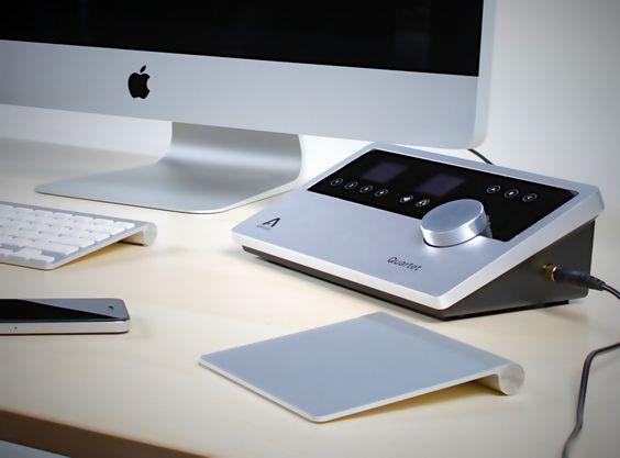 Quartet Usb Audio Interface Usb Audio Technology Design