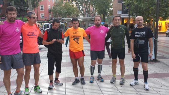 """El Runandbravas celebra su X convocatoria en Docamar. """"A la búsqueda de las mejores bravas de Madrid de la manera mas sana: corriendo"""""""