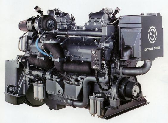 Detroit Diesel Series 149 Detroit Diesel Diesel Engine Engineering