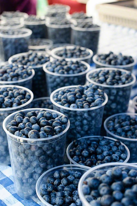 Blueberries...beautiful pics  @Liren Baker | Kitchen Confidante
