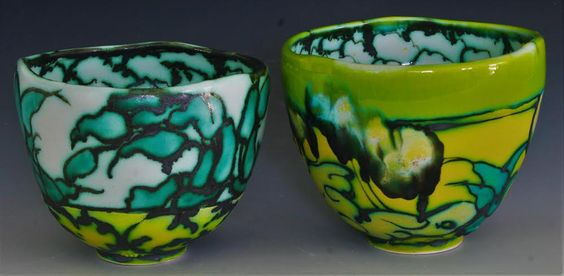 Pair of Bowls 4 by George Pearlman | GeorgePearlman.com