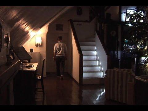 automatische led treppenbeleuchtung sensorgesteuert. Black Bedroom Furniture Sets. Home Design Ideas