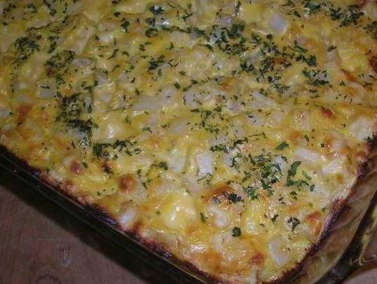 Chicken and frozen hash brown recipes
