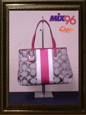 Mix 96 Pick Your Purse - Purse #4  http://www.mix96tulsa.com/s/pick-purse/