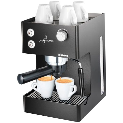 Saeco Aroma Espresso Machine Black Review Buy Now