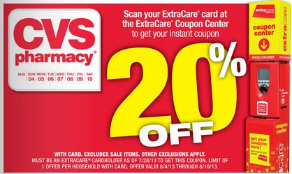 More Free Stuff from CVS : Freebies and Coupons at CVS (& Under $1) Week of 12/1/1