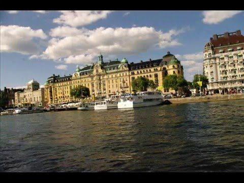 Fotos de: Suecia - Estocolmo visto desde el mar ( I )