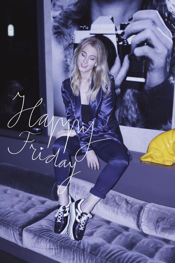 HAPPY FRIDAY! by Queen of jet lags  #Berlin, #EstiloDeVida, #Fashion, #LifeStyle, #Moda
