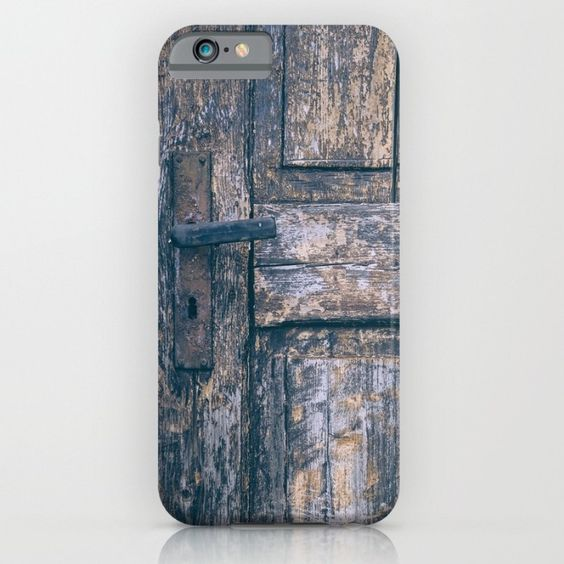 Weathered Wooden Door iPhone & iPod Case by Maria Heyens | Society6
