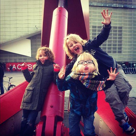 """@fienxx's photo: """"Terrible 3's @daandelion #iffr"""""""