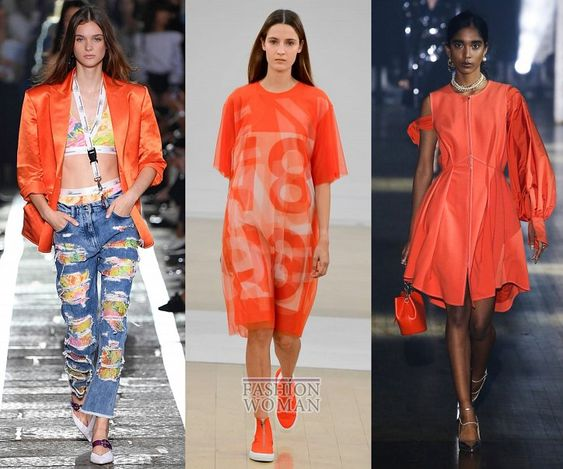 Модные цвета весна-лето 2019 фото №9