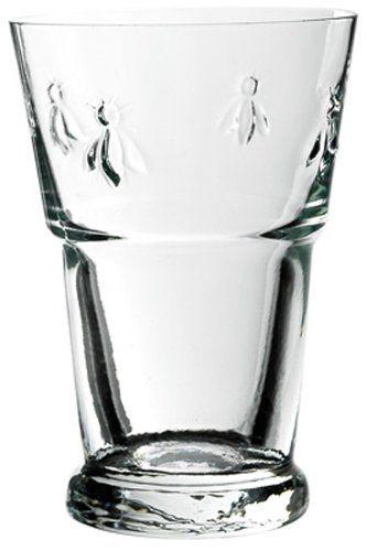La Rochère Set of 6 Bee Décor Large Clear Iced Tea Glasses La Rochère,http://www.amazon.com/dp/B000YFU380/ref=cm_sw_r_pi_dp_m.kVsb043176KAKN