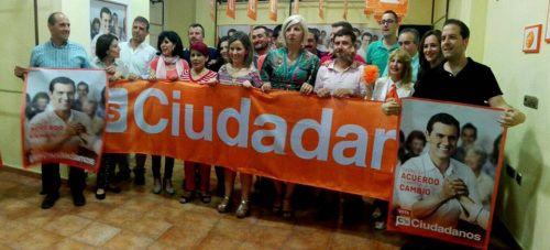 Ciudadanos Motril inicia una campaña austera, cercana y a pie de calle